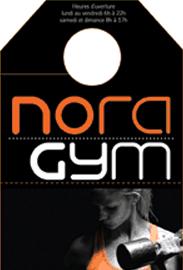 Nora Gym accroche