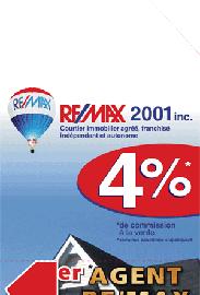 Remax accroche